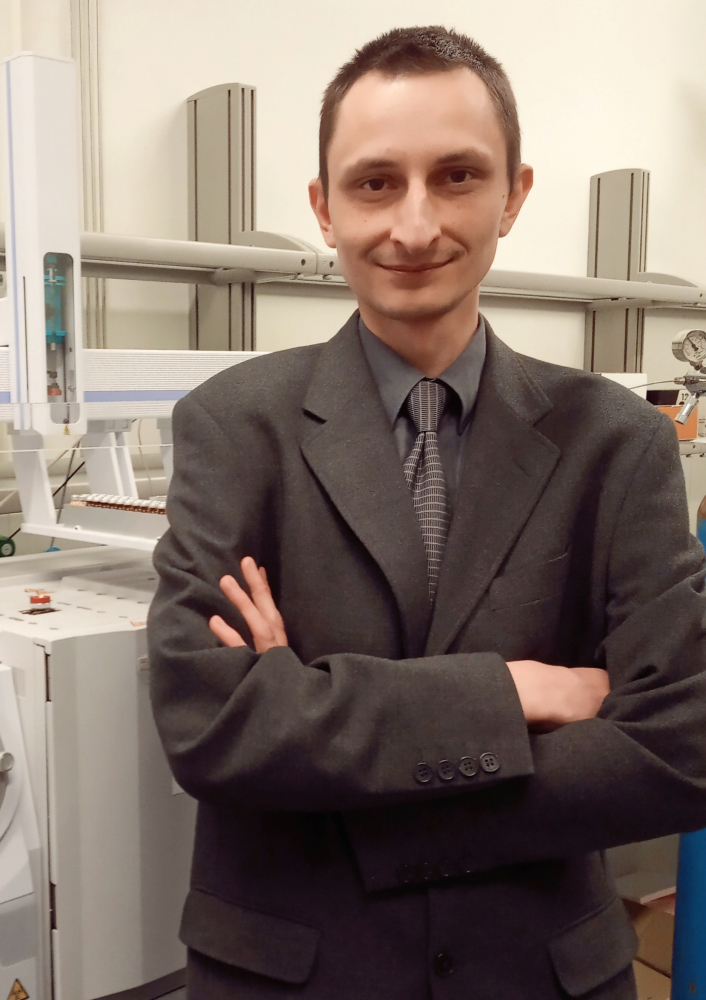 dr hab. Haliński