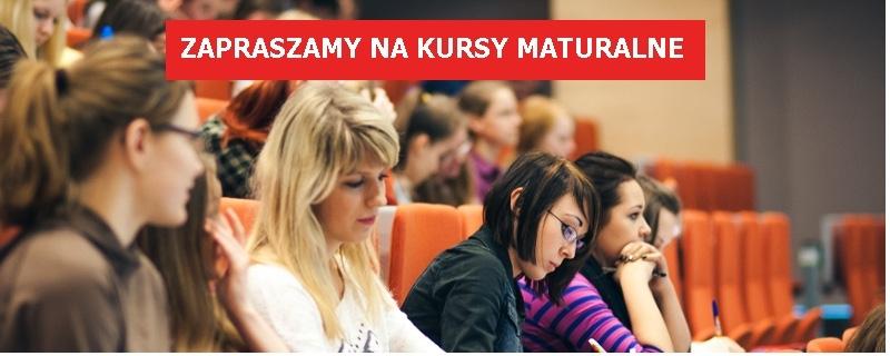 Kursy maturalne z chemii i biologii