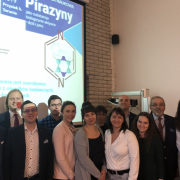 Konferencja dot. pirazyn - KChBN i Organizatorzy