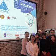 Konferencja dot. pirazyn - reprezentacja KChBN