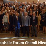 """Uroczysty Bankiet, Konferencja """"Forum Chemii Nieorganicznej"""", wrzesień 2021, Toruń"""