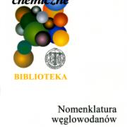 """okładka książki """"Nomenklatura węglowodanów..."""""""