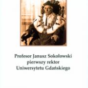 """okładka książki """"Prof. Sokołowski..."""""""