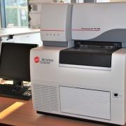 System Elektroforezy Kapilarnej ProteomeLab PA800 firmy Beckman Coulter