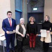 mgr Sandra Agnieszka Skibiszewska – laureat
