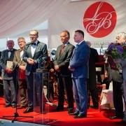Ceremonia wręczenia nagrody Primum Cooperatio podczas Letniej Gali Biznesu.