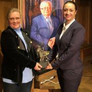 Ola i Aga przechwyciły nagrodę prof. M. Woźniaka