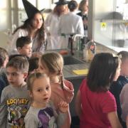Warsztaty dla Maluchów - Dzień Otwarty Wydziału 2019